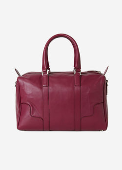 Tibi Mercredi Bag Dusty Plum-6