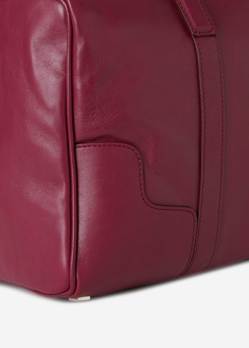 Tibi Mercredi Bag Dusty Plum-7