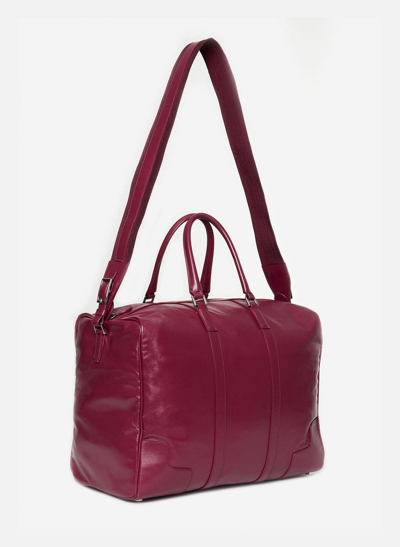 Tibi Lundi Bag Dusty Plum-2