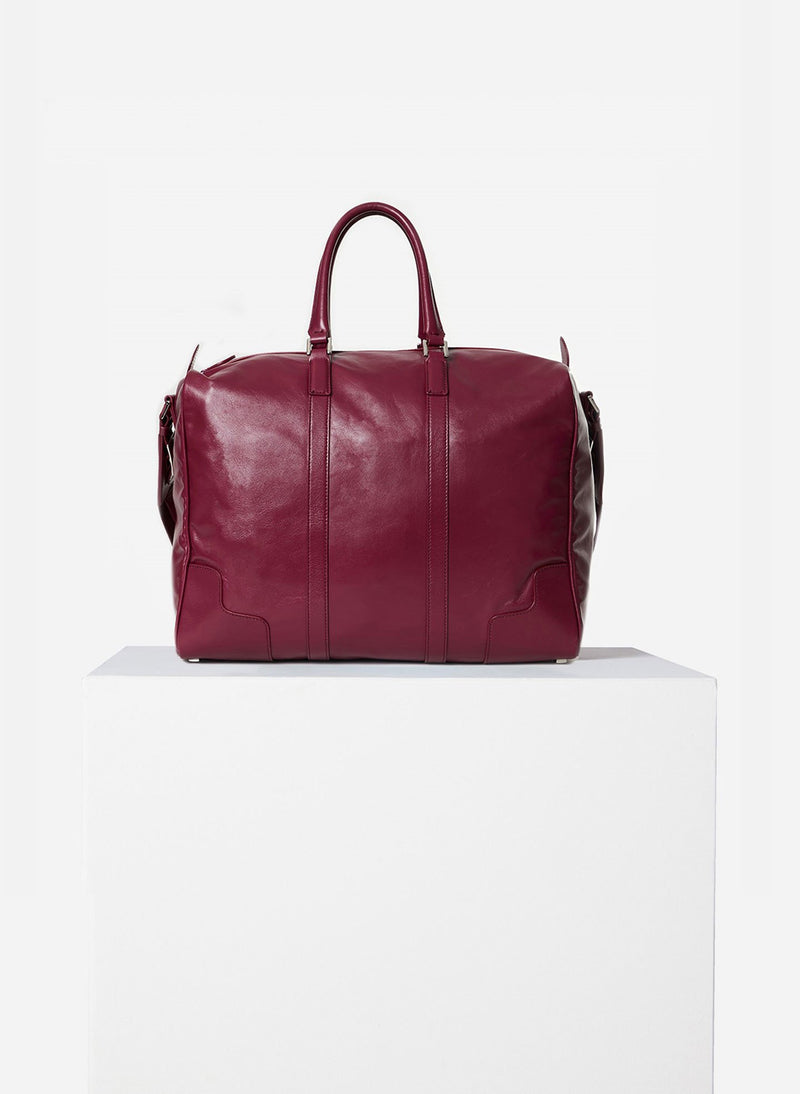 Tibi Lundi Bag Dusty Plum-3