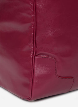 Tibi Lundi Bag Dusty Plum-4