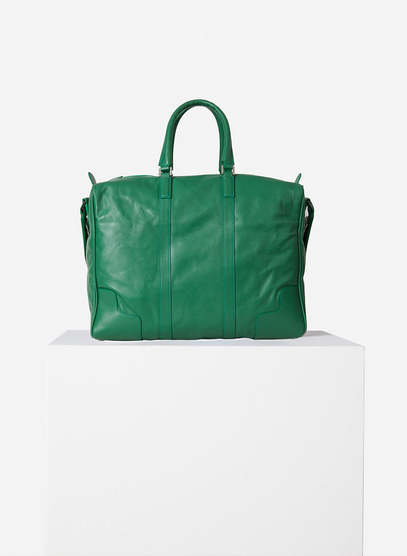 Tibi Lundi Bag Green-8