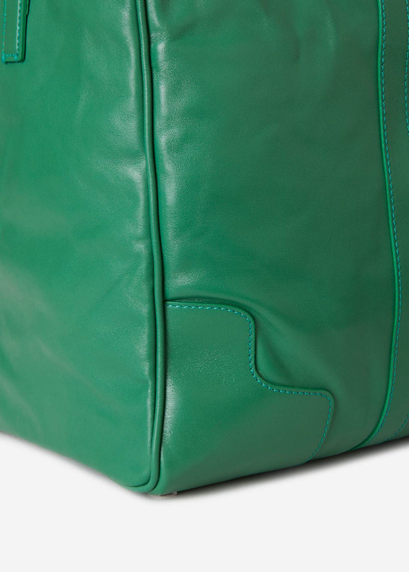 Tibi Lundi Bag Green-9