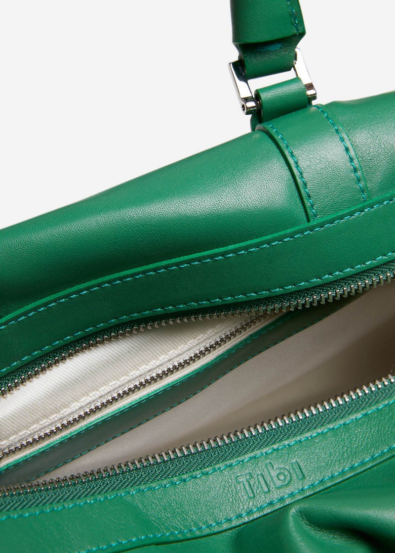 Tibi Lundi Bag Green-10