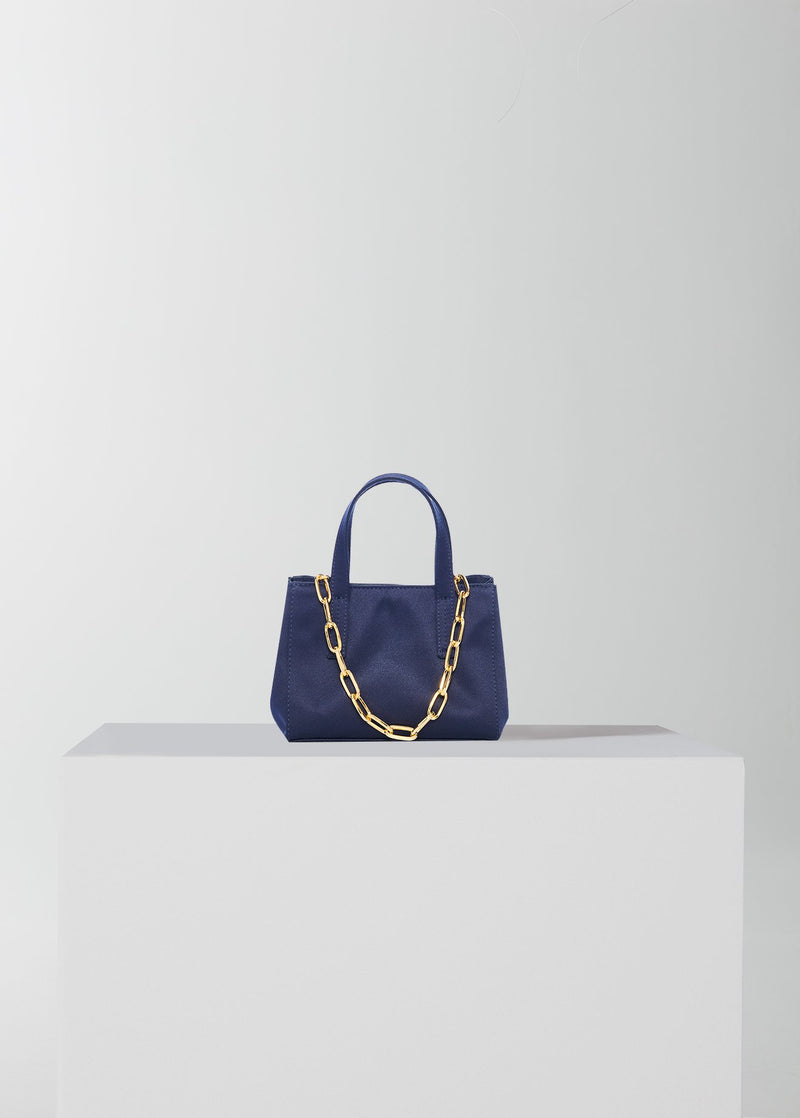 Le Client Mini Bag Navy-13