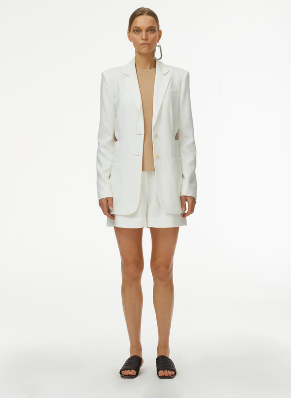 Soft Spring Suiting Short