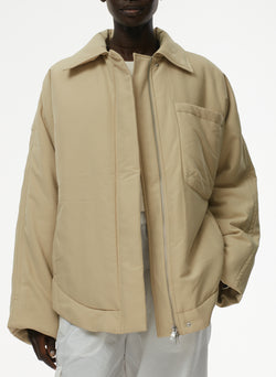 Clyde Padding Shirt Jacket Clyde Padding Shirt Jacket
