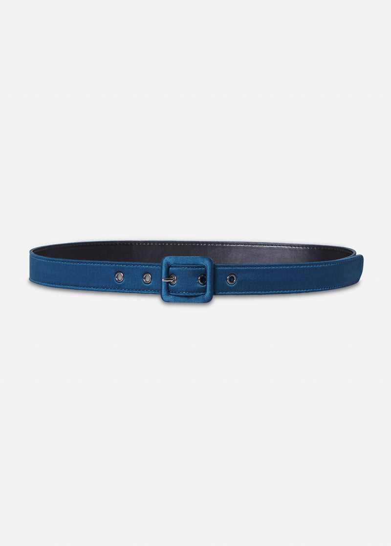 Silk Charmeuse Belt Silk Charmeuse Belt