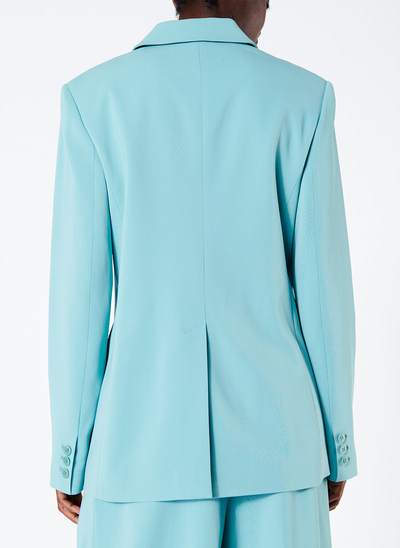 Steward Blazer Egg Blue-2