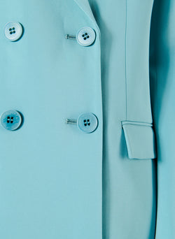 Steward Blazer Egg Blue-4