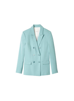 Steward Blazer Egg Blue-6