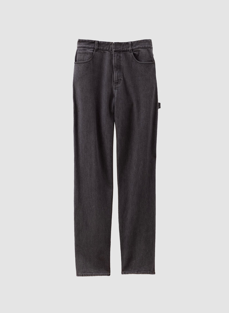 Carpenter Jean Washed Grey-8