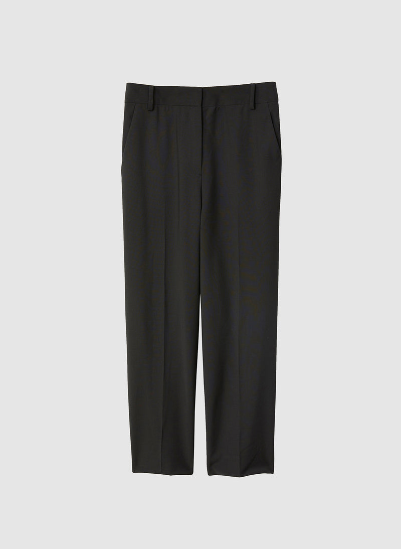 Tropical Wool Taylor Pant Black-8