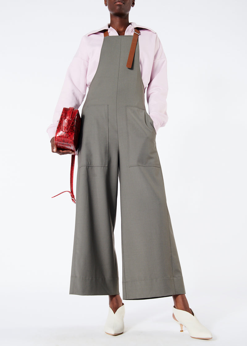 Tablier Plainweave Apron Overall Pants Tablier Plainweave Apron Overall Pants
