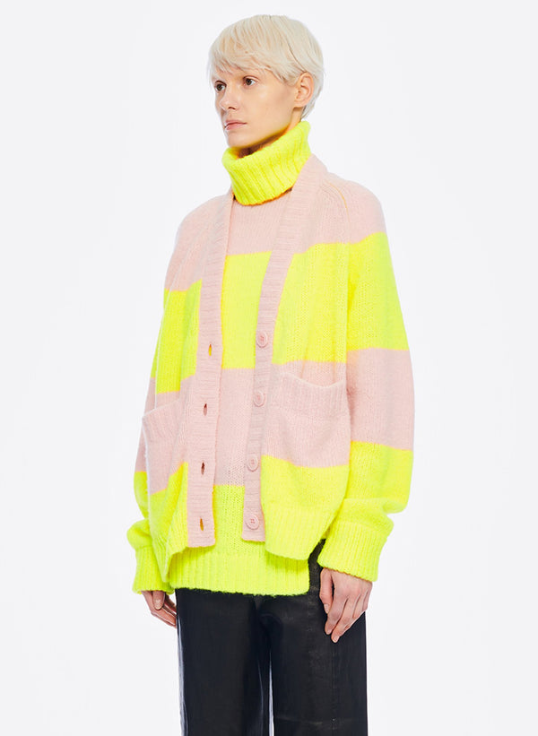 Pale Blush/Lemon Yellow Multi-2