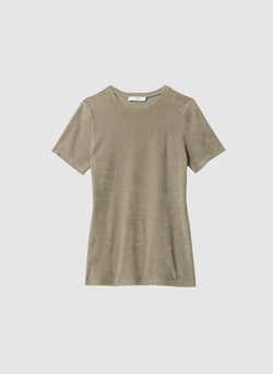 Dry Loop Terry Baby T-shirt Moss-7