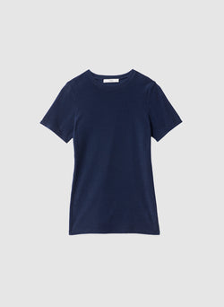 Dry Loop Terry Baby T-shirt Navy-14