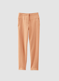Anson Stretch Jamie Pant Light Burlywood-14