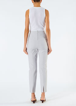 Anson Stretch Tailored Pants Storm Grey-3