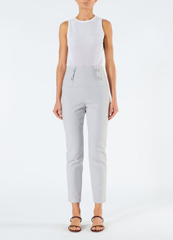 Anson Stretch Tailored Pants Storm Grey-4