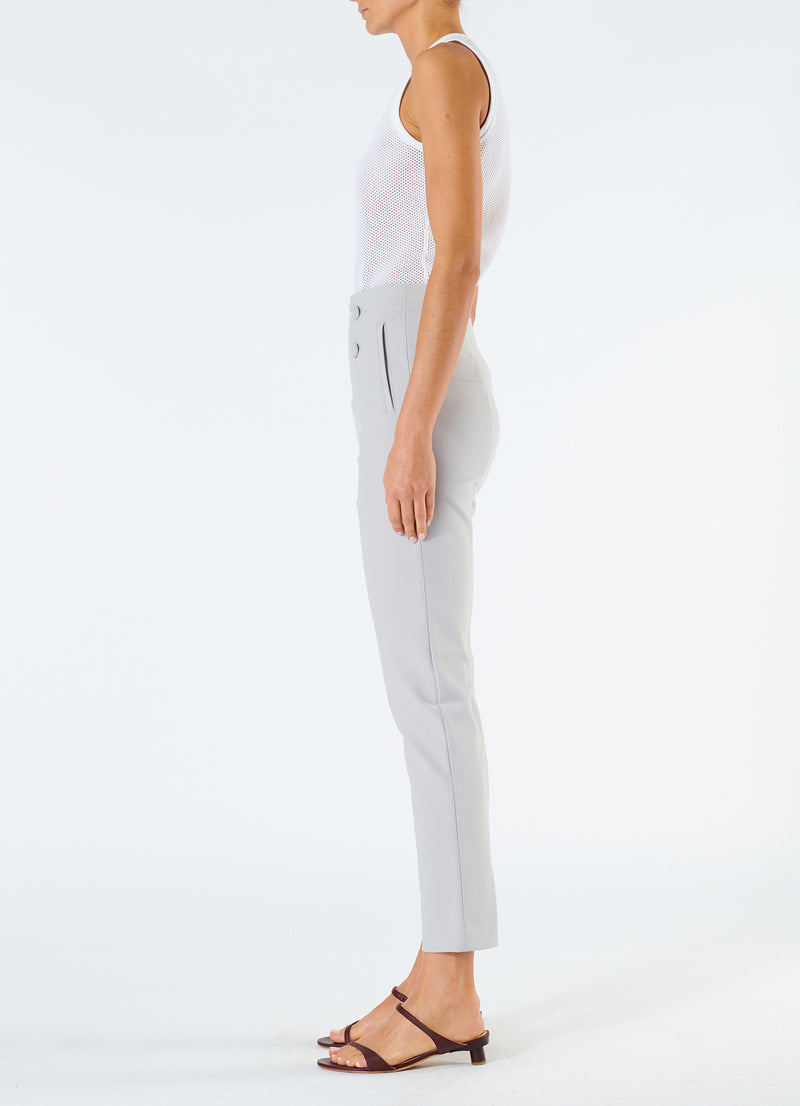 Anson Stretch Tailored Pants Storm Grey-6