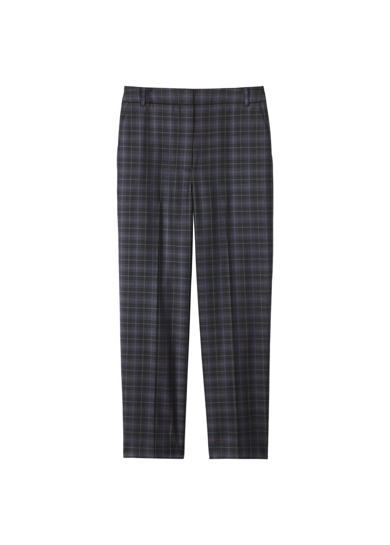 Marvel Plaid Taylor Pant Black Multi-2