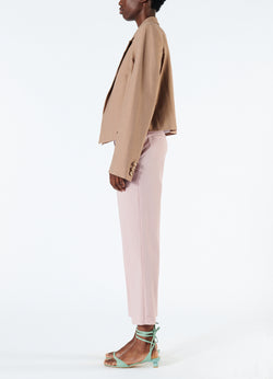 Cross Dye Wool Taylor Pant Blush-6