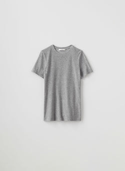 Dry Loop Terry Baby T-shirt Heather Grey-8