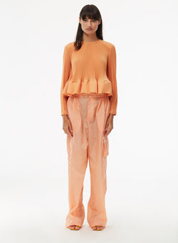 Pleated Top Melon-1