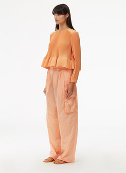 Pleated Top Melon-2