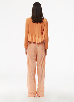 Pleated Top Melon-3