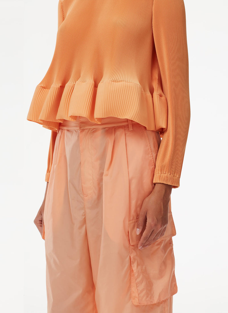 Pleated Top Melon-4
