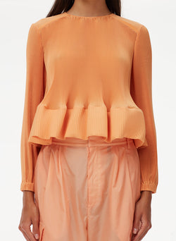 Pleated Top Melon-5