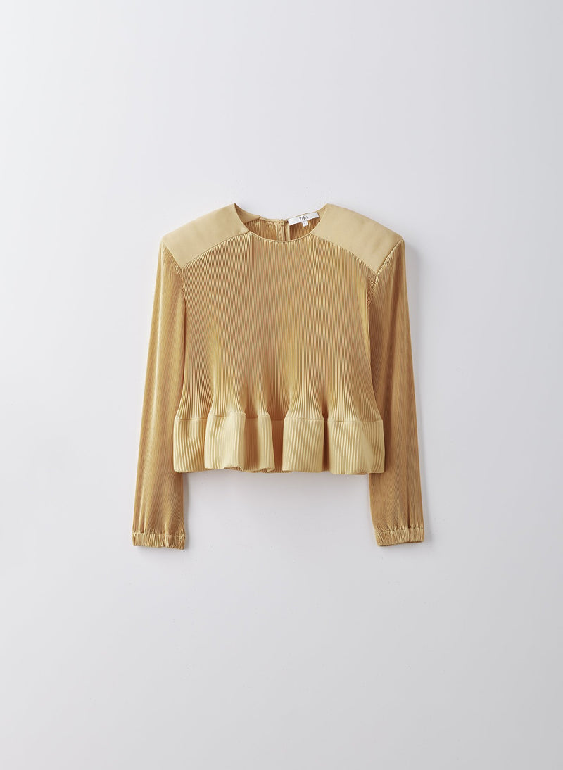 Pleated Top Melon-7