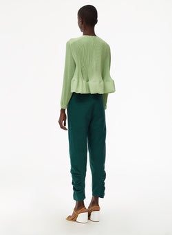 Pleated Top Mint-10