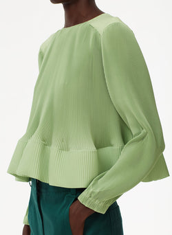 Pleated Top Mint-12