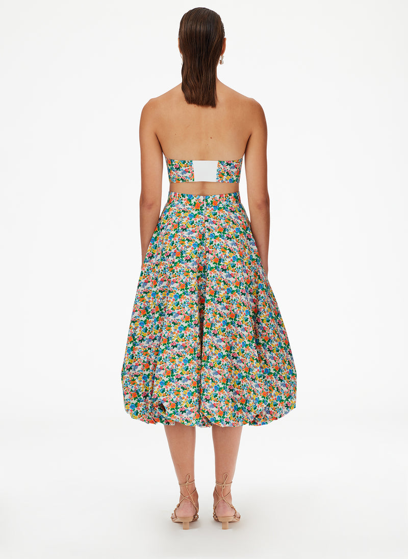 Sabine Floral Bubble Skirt Sabine Floral Bubble Skirt