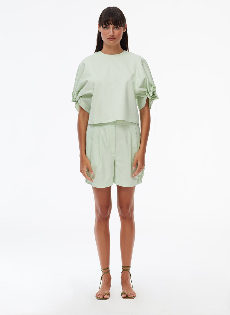 Harrison Chino Short Light Mint-1