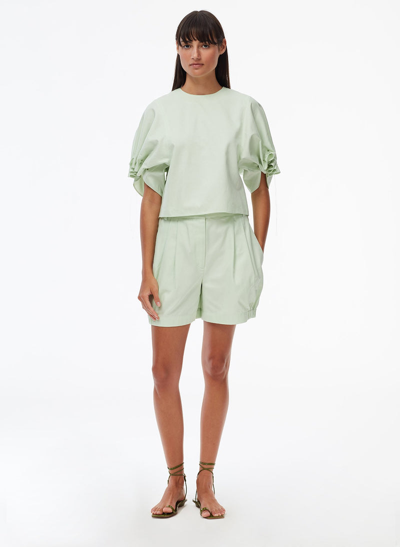 Harrison Chino Short Light Mint-5