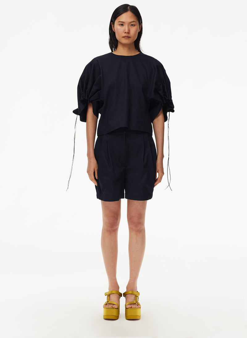 Harrison Chino Short Navy-9