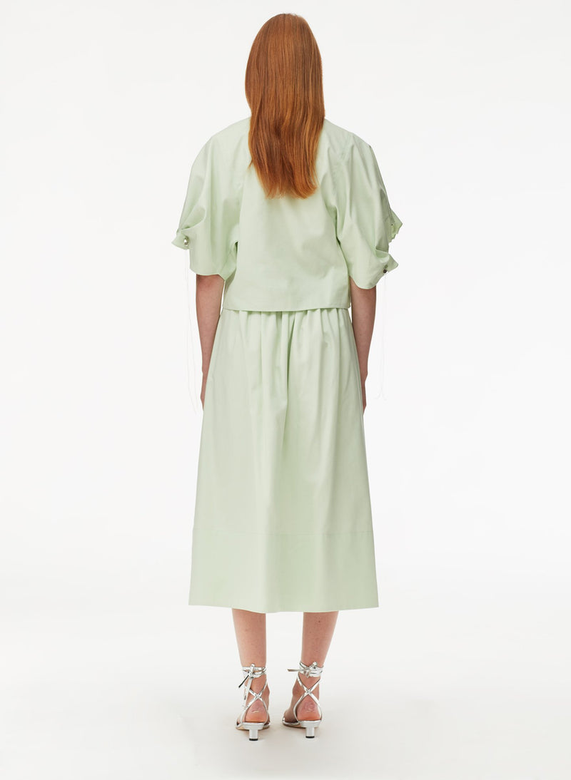 Harrison Chino Full Skirt Light Mint-4