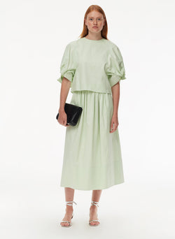 Harrison Chino Full Skirt Light Mint-6
