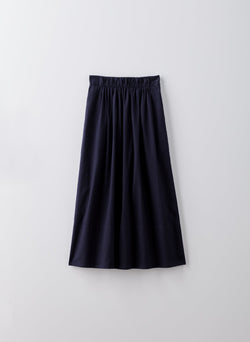 Harrison Chino Full Skirt Navy-16