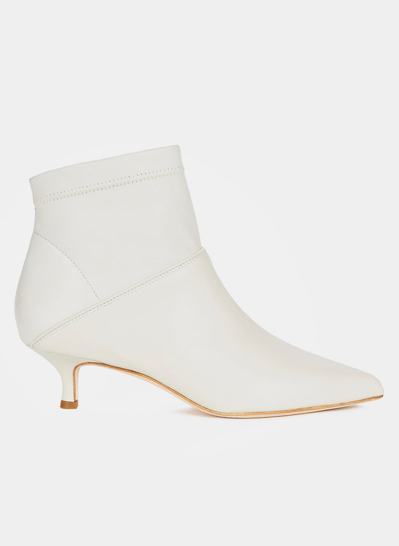 Jean Booties Ivory-1