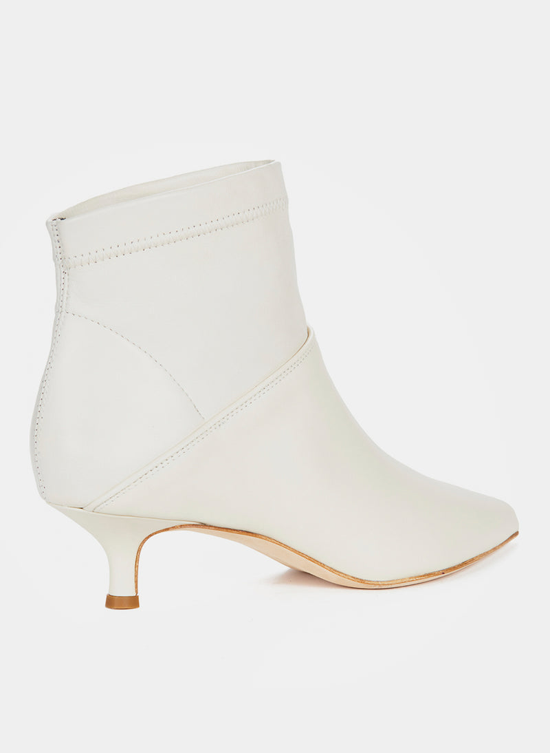 Jean Booties Ivory-2
