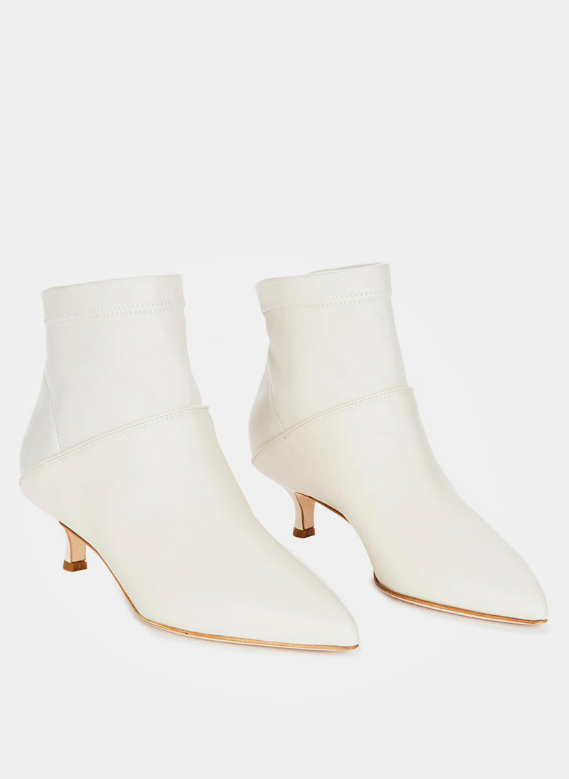Jean Booties Ivory-4
