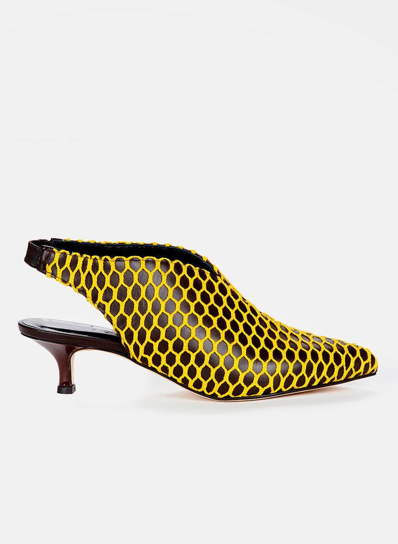Max Heels Tobacco Yellow Multi-1