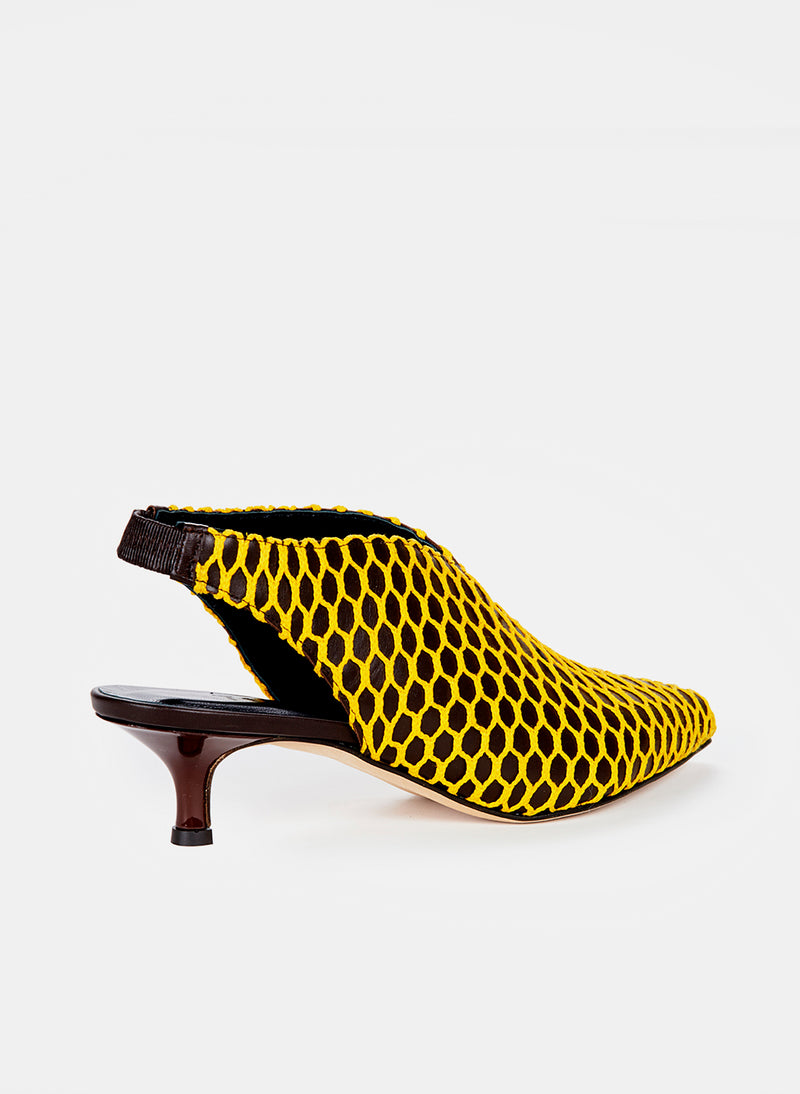 Max Heels Tobacco Yellow Multi-2