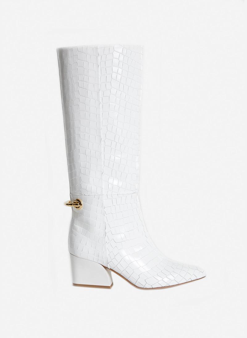 Rowan Boots Bright White-5