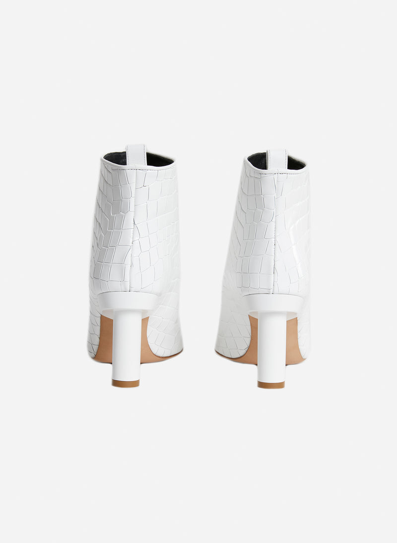 Theo Booties Bright White-13